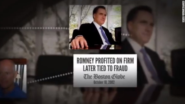 Dem super PAC ad ties Romney to Medicare fraud