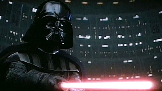 Clinton jokes: Darth Vader would not be my choice for president