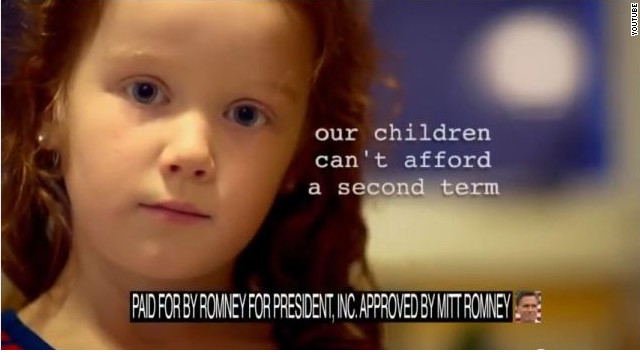 Romney uses welfare attack in new ad