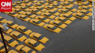 Superstorm Sandy wreaks havoc