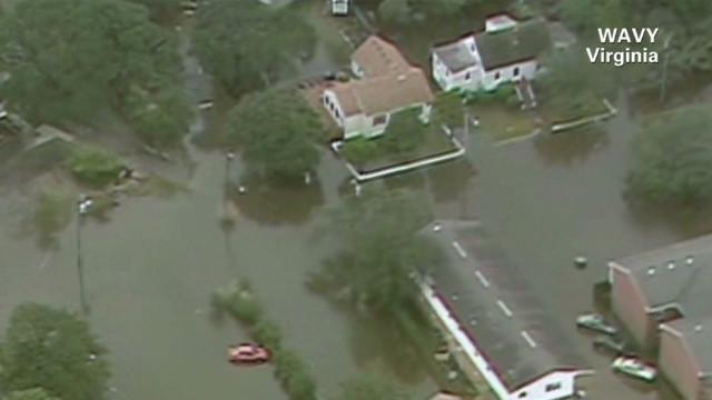 Historias trágicas surgen en el recuento de los daños por Sandy