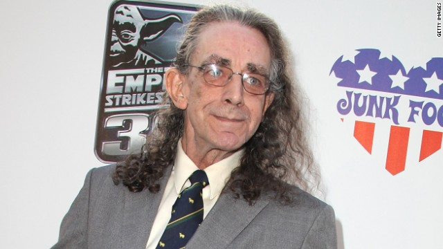 'Star Wars: Episode VII': Peter Mayhew's in?