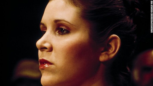 La actriz Carrie Fisher volverá a encarnar a la princesa Leia