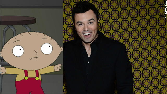 "Between kicking off this season of ""Saturday Night Live,"" hosting next year's Oscars, and a Hollywood romance with Emilia Clarke, ""Family Guy"" creator Seth MacFarlane is suddenly everywhere. (His hit movie ""Ted"" didn't hurt either)."