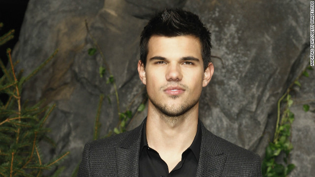 Taylor Lautner: About that twist ending in 'Breaking Dawn - Part 2' ...