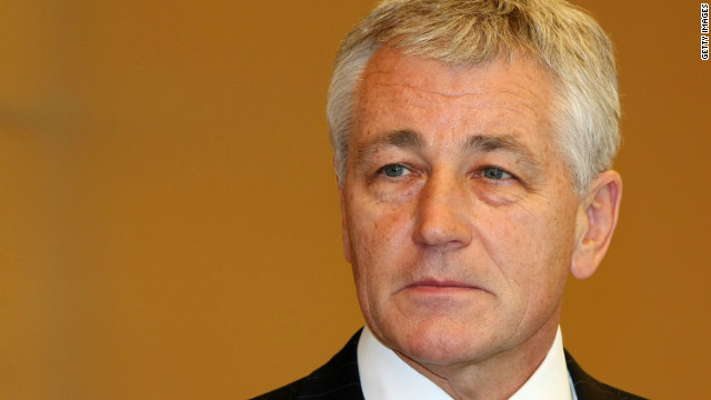 Sources: Hagel frontrunner for defense secretary
