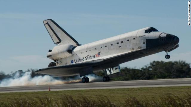 Atlantis: The final space shuttle to enter retirement