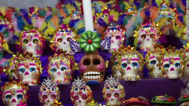 Sandy puts Day of the Dead celebrations on hold