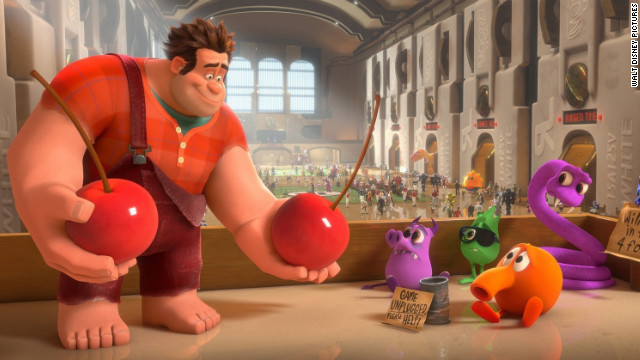 &quot;Wreck-It Ralph&quot;; &quot;Brave&quot;; &quot;Frankenweenie&quot;; &quot;ParaNorman&quot;; &quot;The Pirates! Band of Misfits&quot;