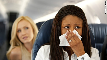 Don't let allergies stop you from traveling