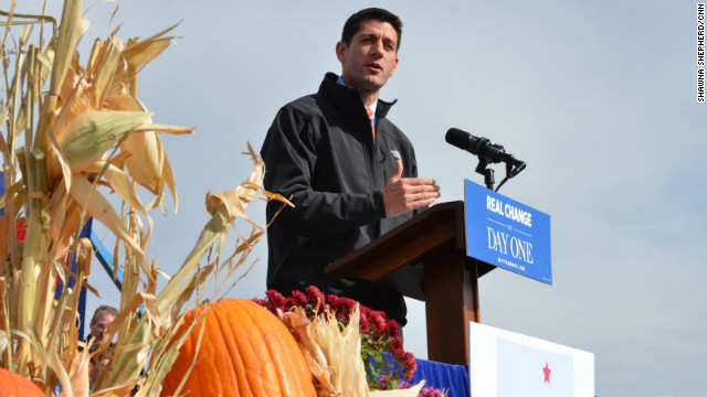 Ryan adds his criticism for Obama's 'secretary of business'