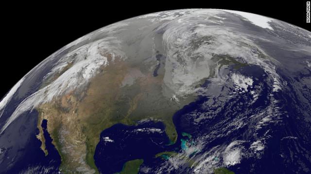 Sandy evoca el cambio climático y otras ausencias de la campaña de EE.UU.
