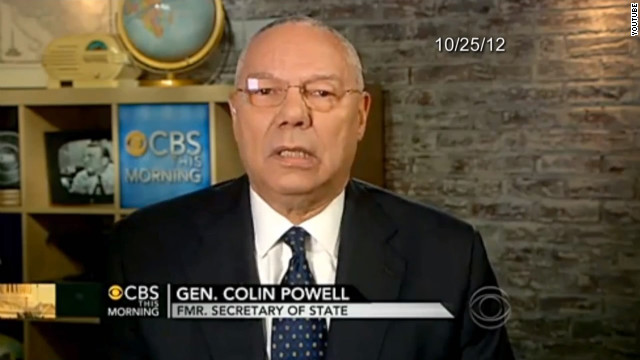 Obama highlights Powell endorsement in new ad