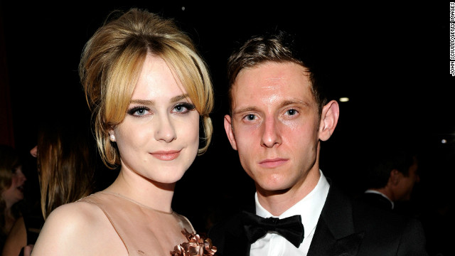 Evan Rachel Wood se casa con Jamie Bell