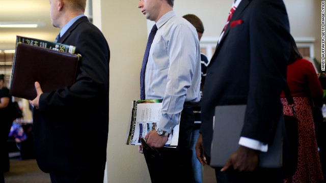 Unemployment benefits fall