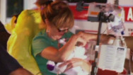 Nurse saves babys life during Sandy evacuation