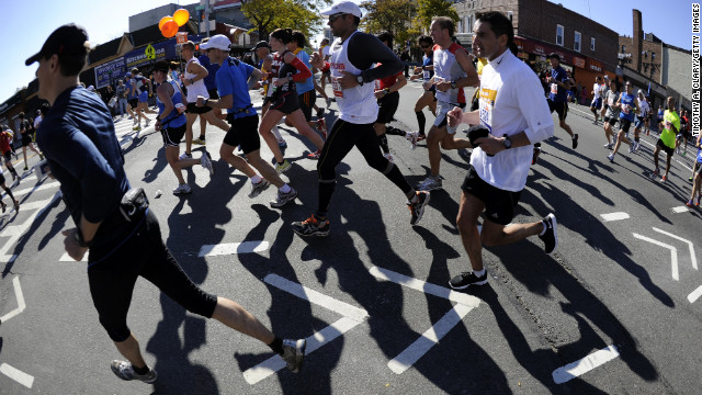 Sunday's New York City Marathon called off due to Sandy