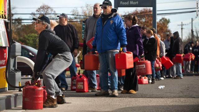 En medio de la recuperación aumenta la cifra de muertos por Sandy