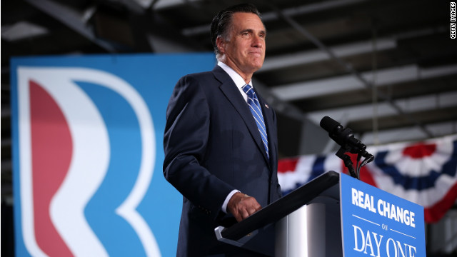 Romney describes shared conservative vision in 'closing argument'