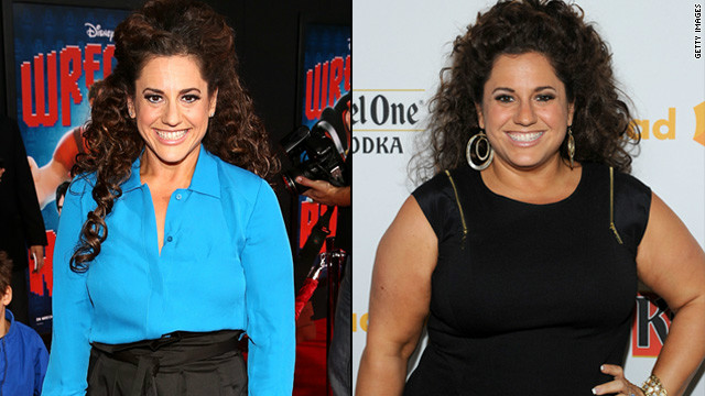 Marissa Jaret Winokur: How I lost 60 pounds