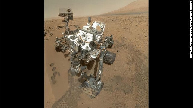 Mars rover finds no methane, homemade soups (yet)