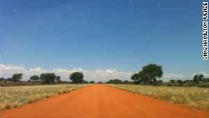 Changing lives and the landscape in Namibia