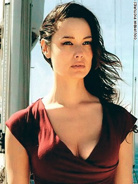 "Latest Bond girl Sévérine, played by Bérénice Marlohe, helps Bond track Raoul Silva in ""Skyfall,"" which is due out on Friday, November 9."