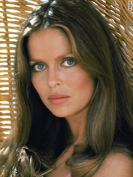 In 1977's &quot;The Spy Who Loved Me,&quot; Barbara Bach's Anya Amasova attempts to take revenge on Bond for killing her lover. However, she can't bring herself to do it after developing feelings for him.