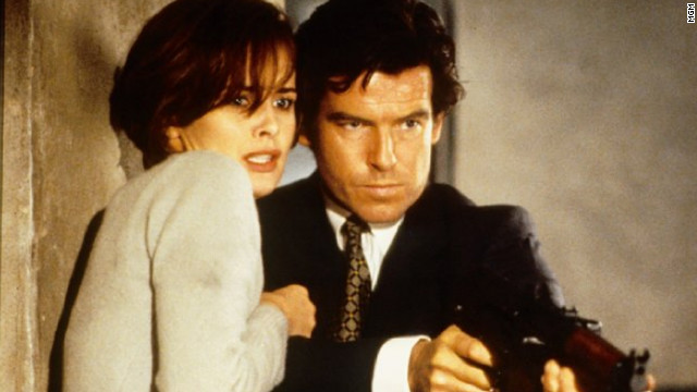 Izabella Scorupco played Natalya Simonova in 1995's &quot;GoldenEye,&quot; which marked Pierce Brosnan's first turn as 007. Simonova is a Russian computer programmer who helps Bond save the day. 