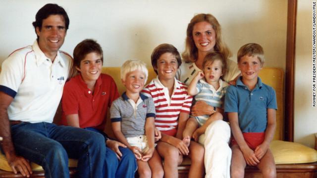 Mitt romney sons