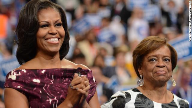 Michelle, la primera dama de las causas sociales que empuja la reelección de Obama