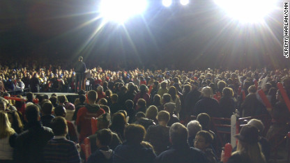 romney rally