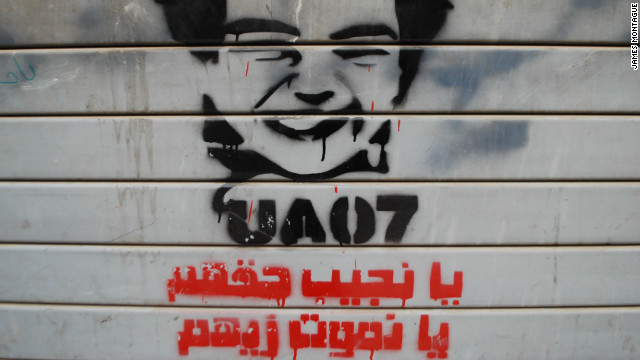 The 2011-12 Egyptian revolution thrust an unlikely group of young people into the country's political conscience: organized groups of soccer fans called &quot;ultras.&quot;