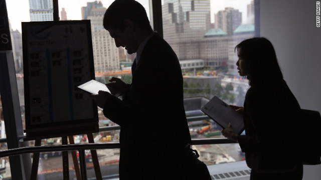 First-time jobless claims fall