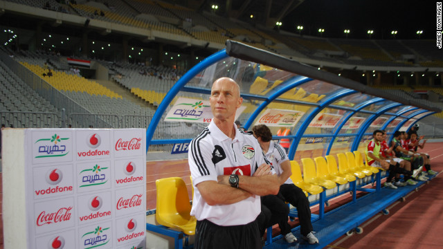 The lack of competitive soccer is just one of the many problems that has faced Egyptian national team coach Bob Bradley. The former coach of the U.S. men's team has been charged with taking Egypt to Brazil for the 2014 World Cup.