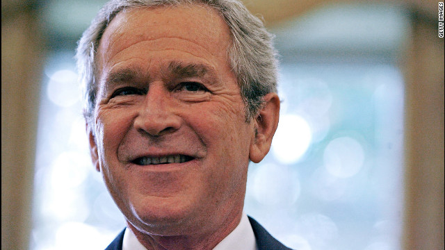 George W. Bush, the 43rd president (2001-2009)