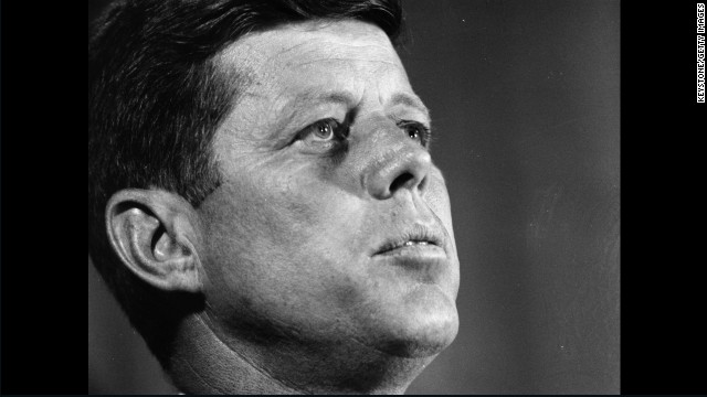JFK to nation: 'This nation will not be fully free, until all its citizens are free'