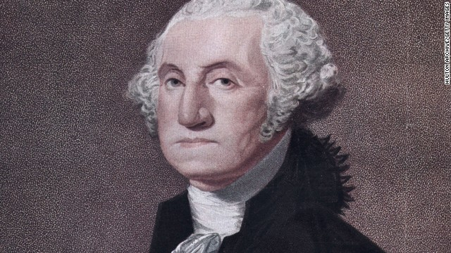 Here's a look at the 44 presidents of the United States. George Washington, the first president (1789-1797)