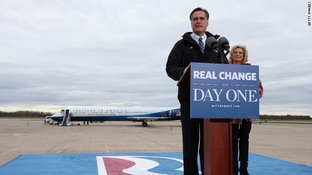 A Romney presidency: 'Bringing people together' faces reality check