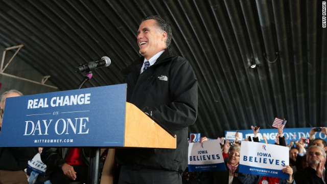 Romney to campaign Tuesday in two key states