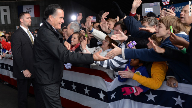 Romney to vote in Massachusetts on Election Day