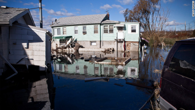 Officials: Sandy-stricken areas will vote Tuesday 'come hell or high water'