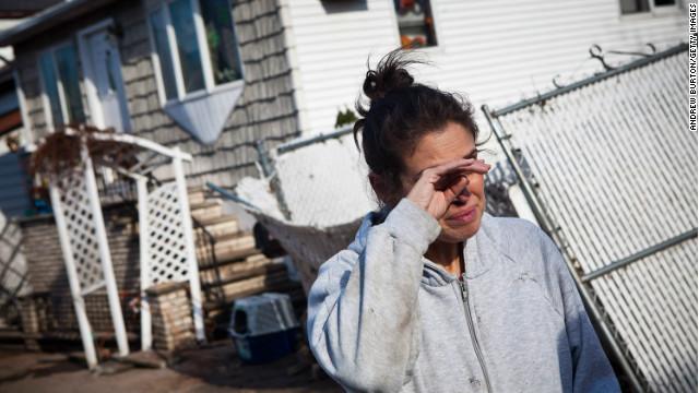 Una nevada podría complicar la recuperación en Nueva York