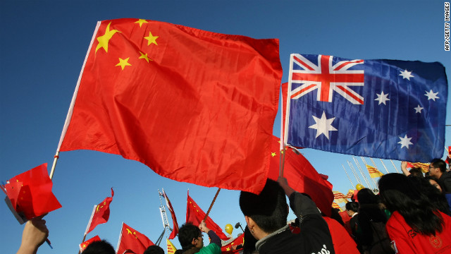 Australia's deep economic ties to China belie attitudes and suspicions toward Beijing. 
