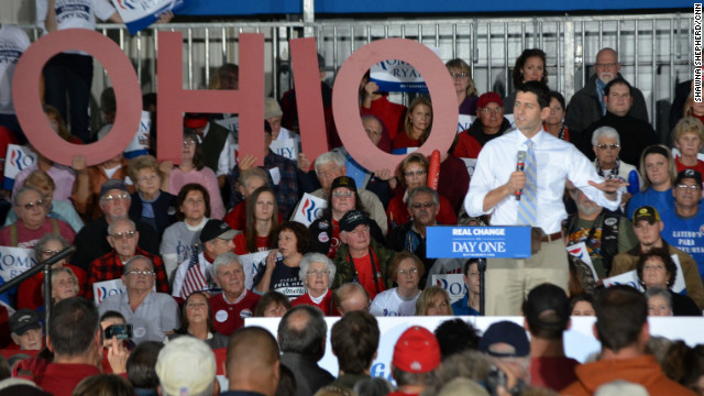 Paul Ryan focuses on auto, defense cuts in Ohio