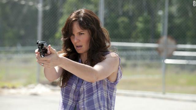 Shocking deaths on 'The Walking Dead'