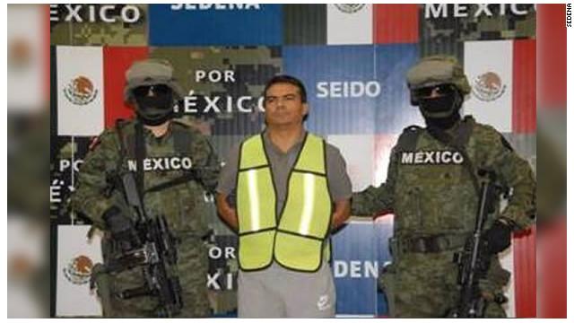 """Detienen en México a """"El Pelos"""", presunto asesino del activista Nepomuceno Moreno"""