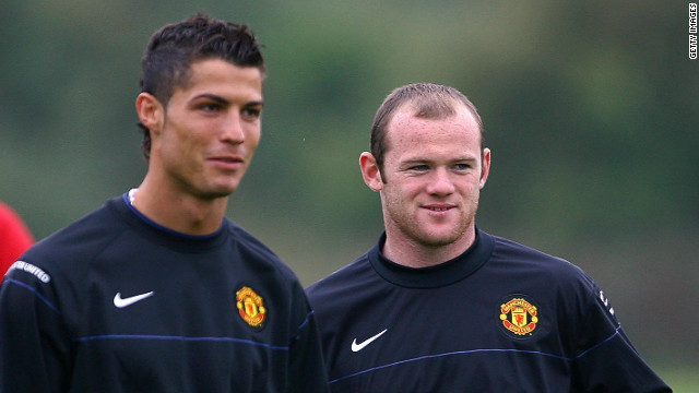 Ronaldo and former Manchester United teammate Wayne Rooney have both revealed their support for Barack Obama in the U.S. Presidential race, with neither previously known for their political leanings. 