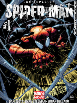 "<a href='http://www.cnn.com/2012/12/26/showbiz/celebrity-news-gossip/spidey-700-controversy'>The death of Peter Parker</a> at the hands of his archenemy, Dr. Octopus -- who then assumed the role of Spider-Man -- sent shockwaves throughout comic book fandom in late 2012. (It followed the death of the Marvel Comics ""Ultimate"" universe's Peter, who was replaced by<a href='http://www.cnn.com/2011/SHOWBIZ/08/03/new.spider.man/index.html'> young Miles Morales</a>.) The writer of the now-canceled ""Amazing Spider-Man"" and the new ""Superior Spider-Man,"" Dan Slott, even received death threats on social media."