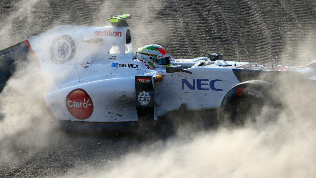 Ahead of this weekend's U.S. Grand Prix, the penultimate race of 2012, Perez was 10th in the drivers' standings with 66 points.